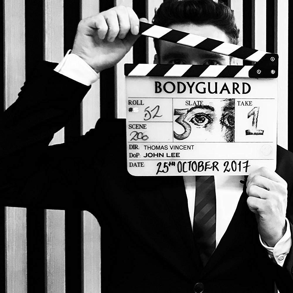 Richard Madden - Bodyguard - ©Netflix
