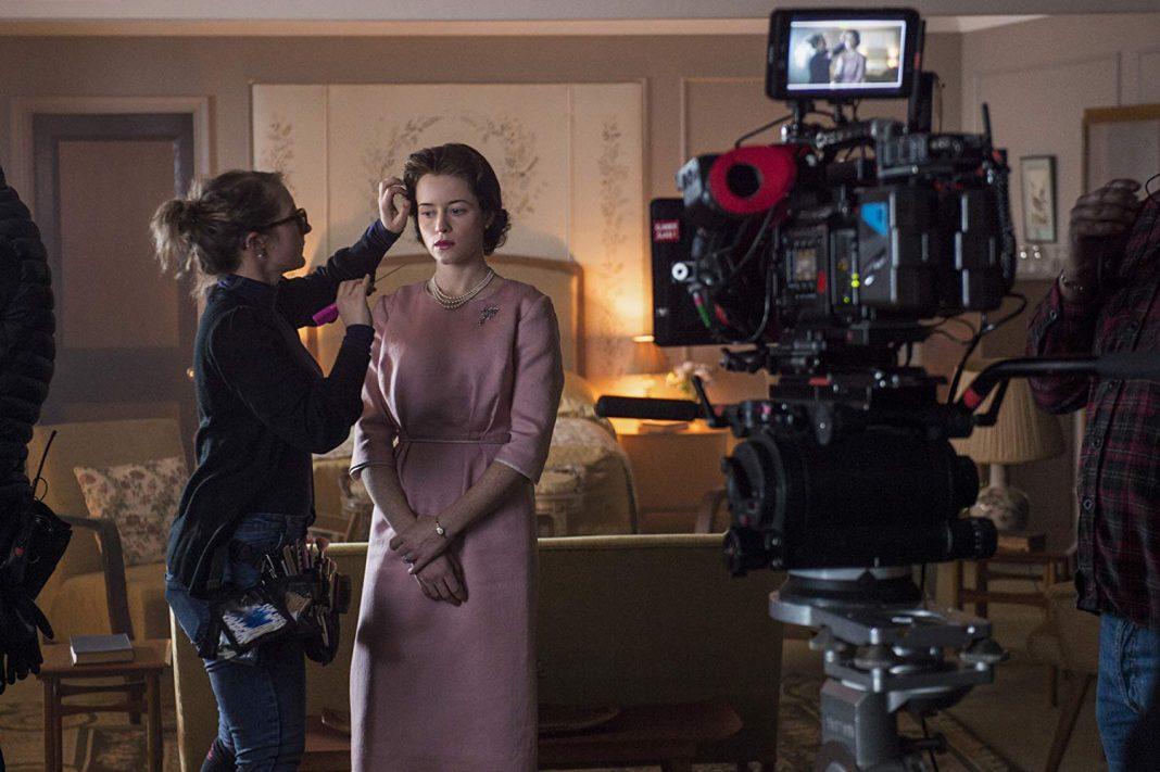 Claire Foy - The Crown - ©DLW - DESWILLIE / Netflix