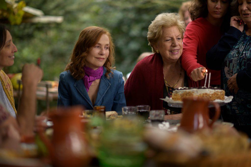 Isabelle Huppert et Marcia Breia - ©SBS Distribution