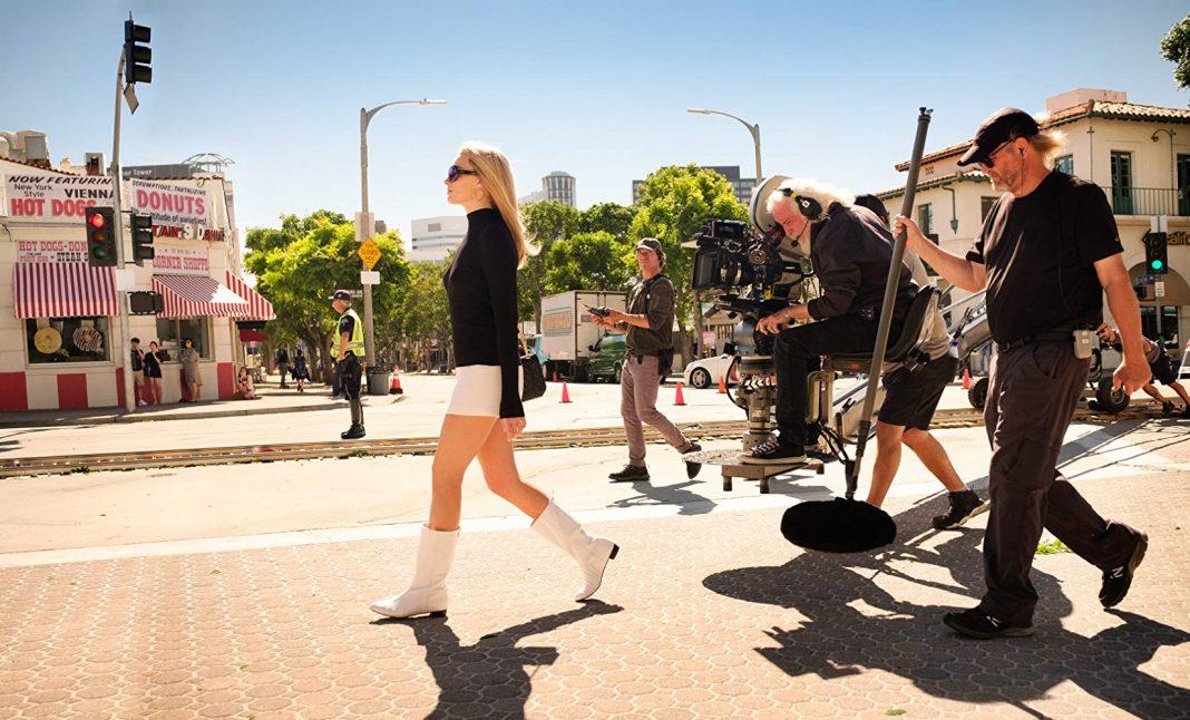 Margot Robbie filmée par Robert Richardson - ©Sony Pictures