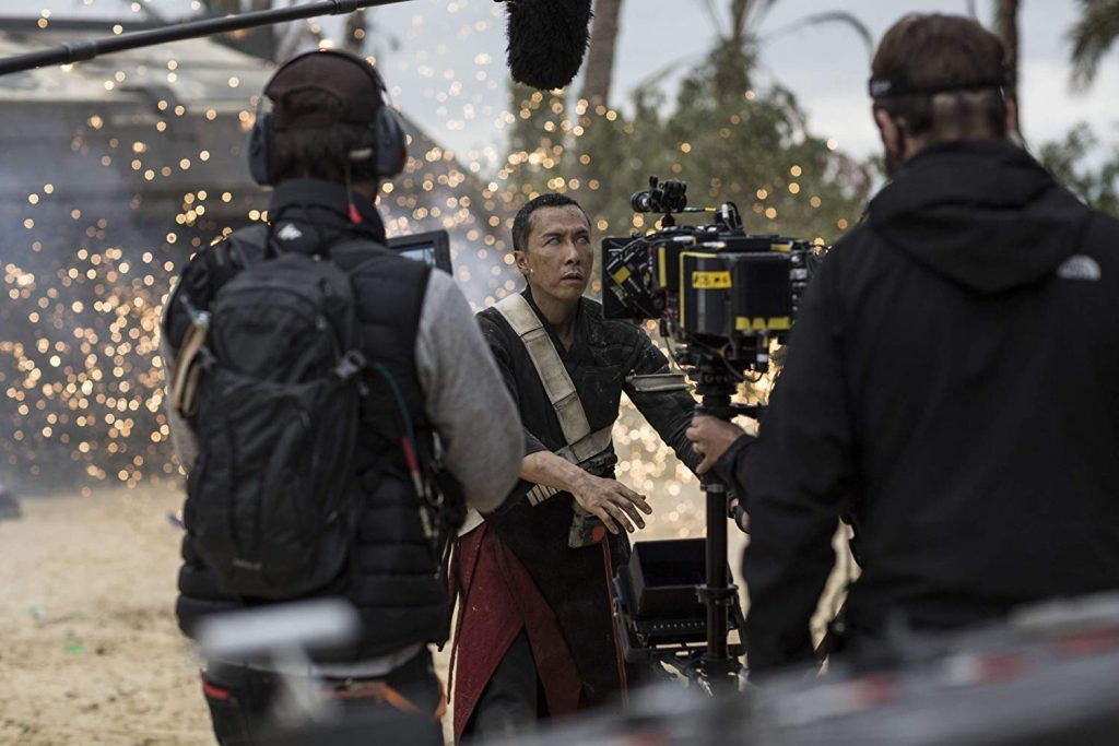 Donnie Yen - Rogue One (2016) ©DR