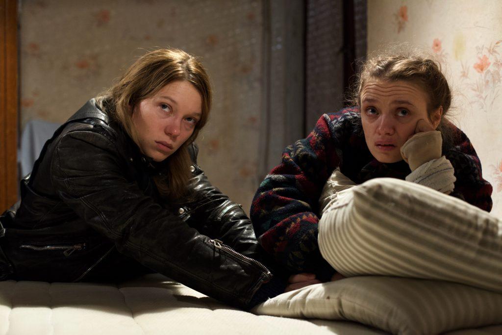 Léa Seydoux et Sara Forestier - ©Shanna Besson