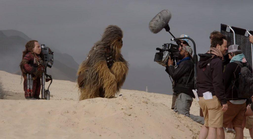 Warwick Davis - Solo : A Star Wars Story ©DR