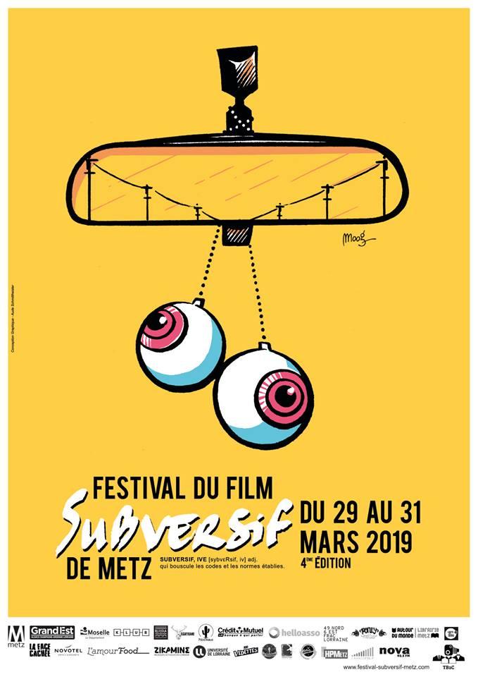 ©Festival du film subversif de Metz