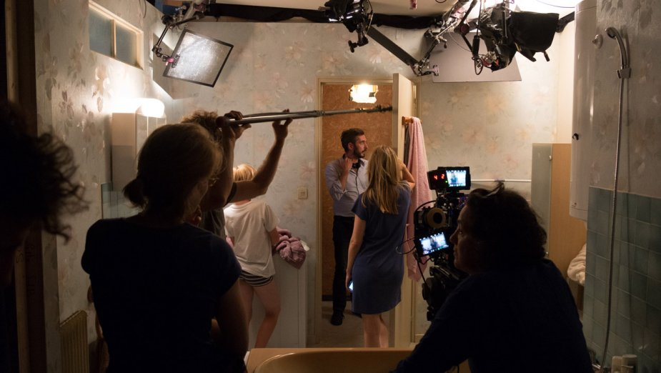 Photo du tournage - Crédit photo - DR (afcinema.com)
