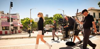 Margot Robbie filmée par Robert Richardson - ©Sony Pictures