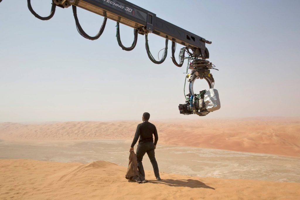 John Boyega - ©Lucas Films.