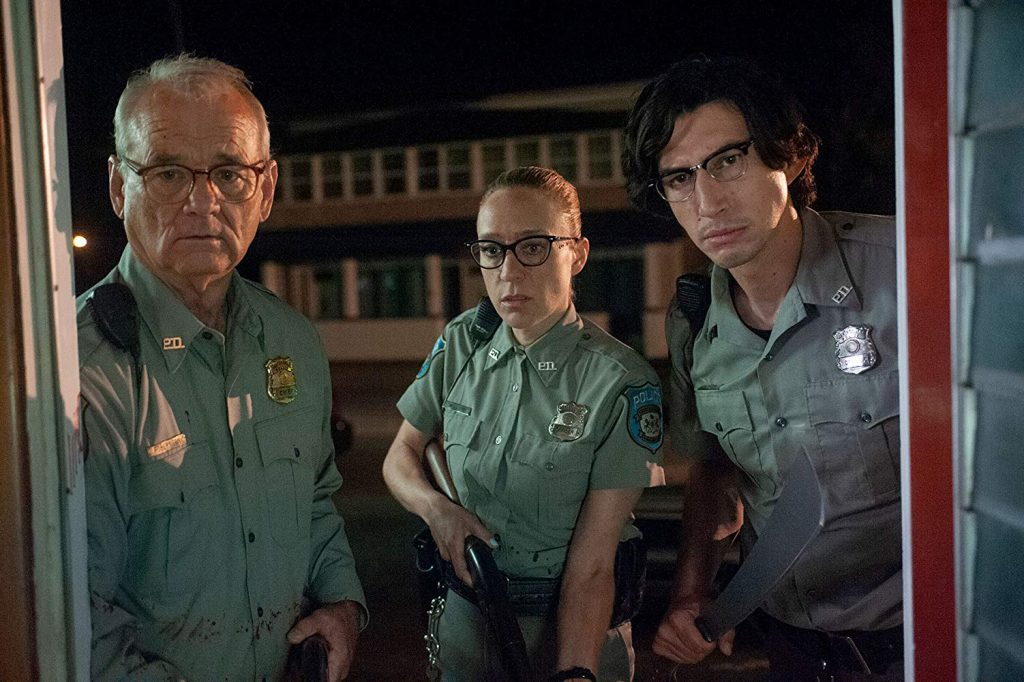 Bill Murray, Chloë Sevigny et Adam Driver - © 2019 Image Eleven Productions, Inc.